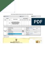 Formato Reg. Información Complementaria