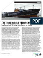 Trans- Atlantic Plastics Pipeline