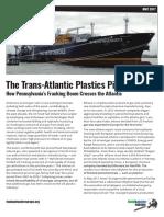 Trans- Atlantic Plastics Pipeline
