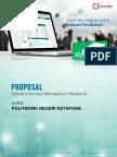 [POLTEK KETAPANG] Proposal Pengembangan SIM Akademik Optional Sistem