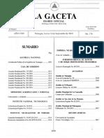 1- Constitucion Politica de Nicaragua