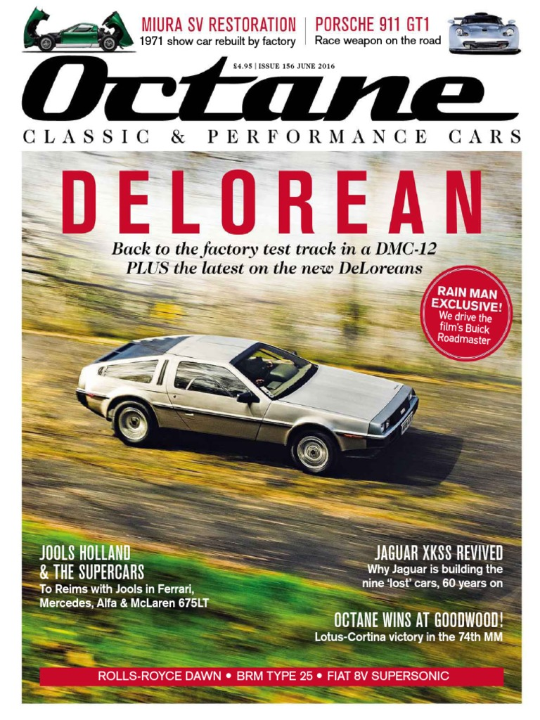 Octane   June 2016 | Luxury Vehicles | Motor Vehicle
