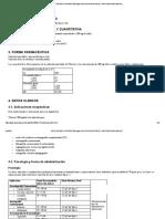 Ficha Tecnica Ultravist 300 Mg_ml Solucion Inyectable y Para Perfusion en Vial
