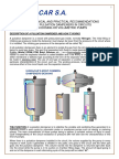 Some Technical and Practical Recommendations About Pulsation Dampeners in Circuits With Dosing or Volumetric Pumps