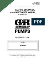 Bilge Pump Op Manual