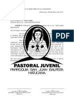 Oficio Dir San Juan