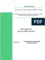 M13 - Comptabilité Analytique d'ExploitationTER-TSC