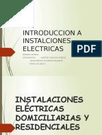 Instalaciones Eléctricas Domiciliarias Expo 1