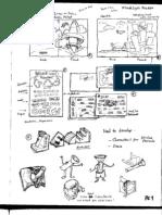 Moriza Drawings for marketing ideas
