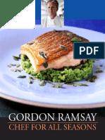 Gordon Ramsey - Chef for All Seasons