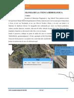 Geomorfologia de La Cuenca Hidrologica