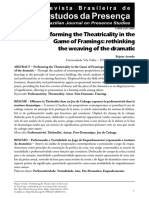 ARRUDA, R. K. Performing the Theatricality.pdf