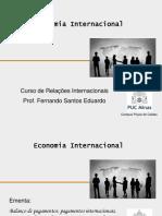 Economia Internacional RI