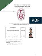 Ensayo Dureza Seccion b
