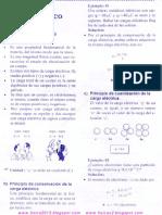 Campo Eléctrico - Ejercicios (Física Pre-universitaria)