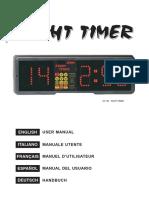Catálogo Fight Timer