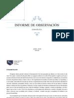INFORME DE OBSERVACIÓN CLIMA DE AULA.doc