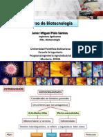 Calse 1. Introducción Microorganismos