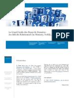 Handbook - SGBD NoSQL Et in-Memory (1)