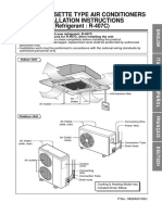 Cassette R407C 4 way Installation Manual.pdf