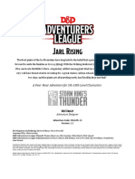 Adventurers League - Jarl Rising