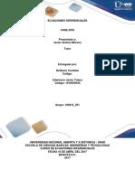 Ecuaciones diferenciales - Fase 2