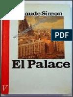 Claude Simon-El Palace [6990]