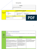 lesson plan interdisciplinary