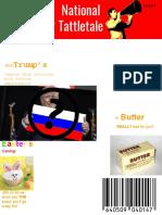 student magazine - zachery bates