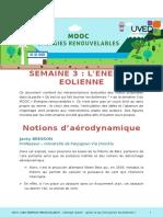 MOOC UVED ENR Retranscriptions Eolien Pouquoi Les Eoliennes Tournent