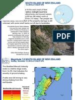 Magnitude Nzealand