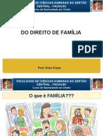 Direito de Familia Conceito - Aula (1)