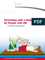 Multiple Sclerosis - Therapy Stretching With Helper Aid (2005) WW