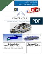 Projet MEF M1
