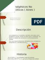 Analgésicos aines