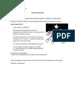 Guía de Orientación  8vo básico