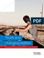 Unesco Youth and Changing Realities