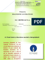 Ppt Proiect Diagnostic Si Strategie