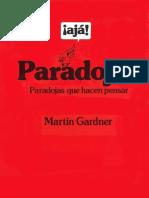 Gardner Martin - Aja Paradojas Que Hacen Pensar.pdf