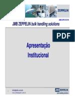 Jmbz Qpr 0133r0 (Apresentação Institucional) ZEPPELIN SYSTEMS treinamento