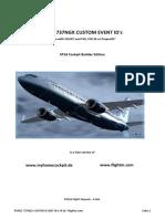 Pmdg 737ngx Event Ids Sp1d