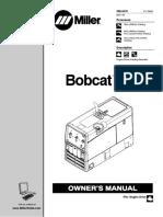 Bobcat 250s English Manual