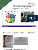 JMBZ QPR 0132R5 Apresentação Qualidade Em PORT Final ZEPPELIN SYSTEMS treinamento