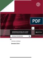 Derecho Civil I- BCJS