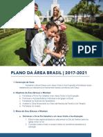 Brazil Plano Da Area 2017