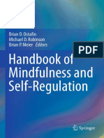Handbook of Mindfulness and Self-Regulation