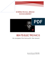 Beats Electronics - Ismaiel Pekassa