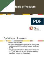 Vacuum Slide Presntation