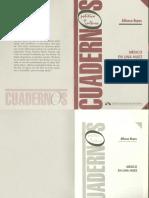 Cuadernos Política y Cultura México en Una Nuez