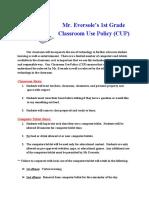 classroomusepolicy